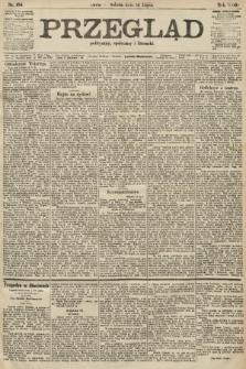 Przegląd polityczny, społeczny i literacki. 1906, nr154