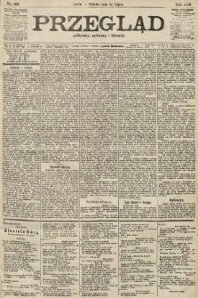 Przegląd polityczny, społeczny i literacki. 1906, nr160