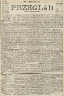 Przegląd polityczny, społeczny i literacki. 1906, nr165