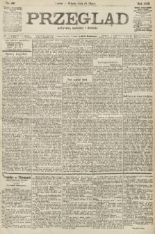 Przegląd polityczny, społeczny i literacki. 1906, nr166