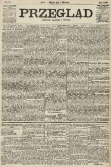 Przegląd polityczny, społeczny i literacki. 1906, nr171