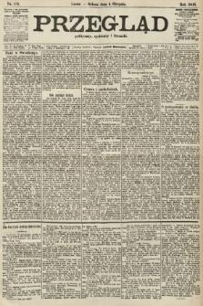Przegląd polityczny, społeczny i literacki. 1906, nr172