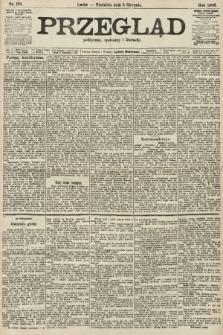 Przegląd polityczny, społeczny i literacki. 1906, nr173