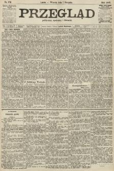 Przegląd polityczny, społeczny i literacki. 1906, nr174