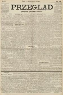 Przegląd polityczny, społeczny i literacki. 1906, nr178