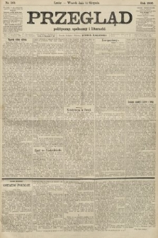 Przegląd polityczny, społeczny i literacki. 1906, nr180