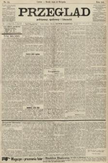 Przegląd polityczny, społeczny i literacki. 1906, nr192