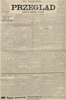 Przegląd polityczny, społeczny i literacki. 1906, nr194