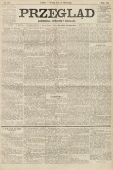 Przegląd polityczny, społeczny i literacki. 1906, nr203
