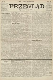 Przegląd polityczny, społeczny i literacki. 1906, nr208
