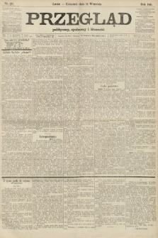 Przegląd polityczny, społeczny i literacki. 1906, nr210