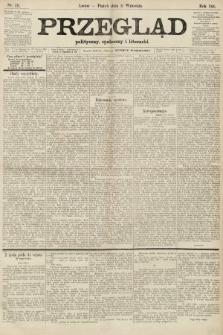 Przegląd polityczny, społeczny i literacki. 1906, nr211