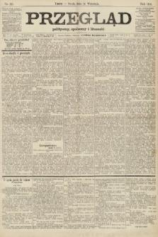 Przegląd polityczny, społeczny i literacki. 1906, nr215