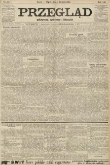 Przegląd polityczny, społeczny i literacki. 1906, nr222