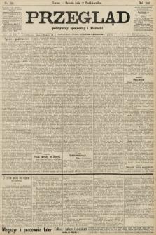 Przegląd polityczny, społeczny i literacki. 1906, nr229