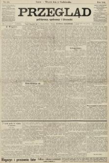 Przegląd polityczny, społeczny i literacki. 1906, nr231