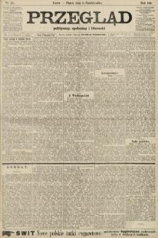 Przegląd polityczny, społeczny i literacki. 1906, nr234