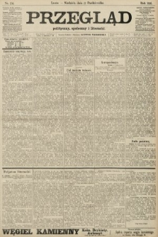 Przegląd polityczny, społeczny i literacki. 1906, nr236