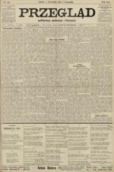 Przegląd polityczny, społeczny i literacki. 1906, nr245
