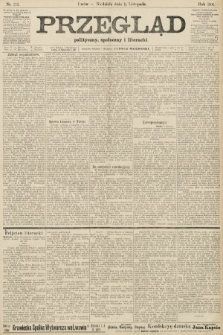 Przegląd polityczny, społeczny i literacki. 1906, nr253
