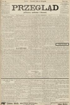Przegląd polityczny, społeczny i literacki. 1906, nr256