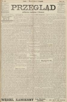 Przegląd polityczny, społeczny i literacki. 1906, nr260