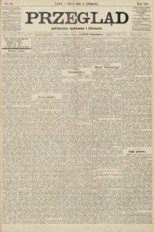 Przegląd polityczny, społeczny i literacki. 1906, nr261