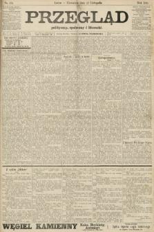 Przegląd polityczny, społeczny i literacki. 1906, nr268