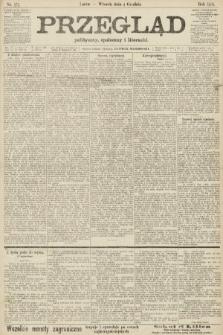 Przegląd polityczny, społeczny i literacki. 1906, nr272