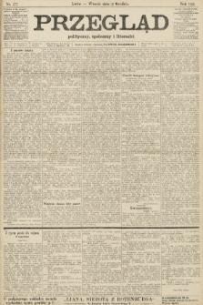 Przegląd polityczny, społeczny i literacki. 1906, nr277
