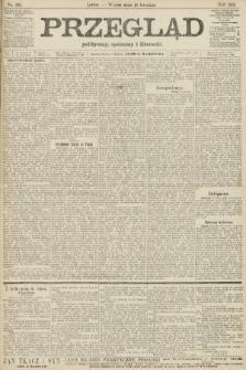 Przegląd polityczny, społeczny i literacki. 1906, nr283