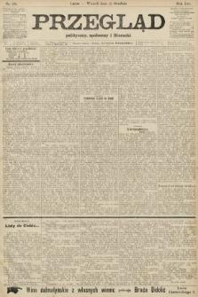 Przegląd polityczny, społeczny i literacki. 1906, nr289