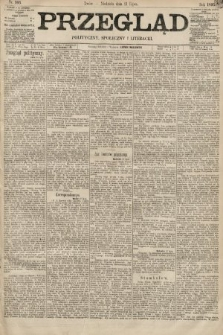 Przegląd polityczny, społeczny i literacki. 1895, nr166