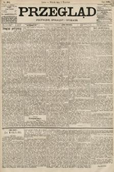 Przegląd polityczny, społeczny i literacki. 1895, nr202