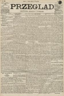 Przegląd polityczny, społeczny i literacki. 1895, nr218