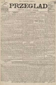 Przegląd polityczny, społeczny i literacki. 1895, nr228