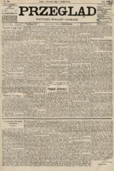 Przegląd polityczny, społeczny i literacki. 1895, nr231