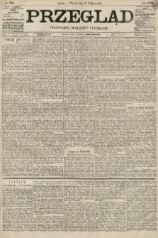 Przegląd polityczny, społeczny i literacki. 1895, nr238