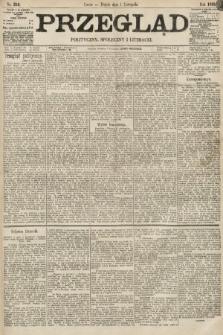 Przegląd polityczny, społeczny i literacki. 1895, nr253