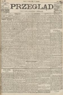 Przegląd polityczny, społeczny i literacki. 1895, nr277