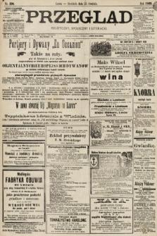 Przegląd polityczny, społeczny i literacki. 1895, nr296