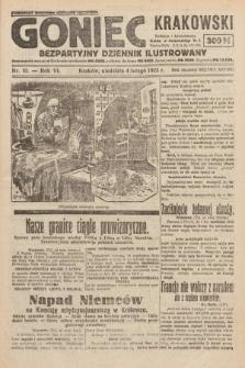 Goniec Krakowski : bezpartyjny dziennik popularny. 1923, nr10
