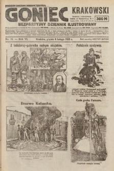 Goniec Krakowski : bezpartyjny dziennik popularny. 1923, nr14