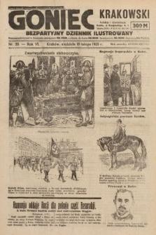 Goniec Krakowski : bezpartyjny dziennik popularny. 1923, nr23