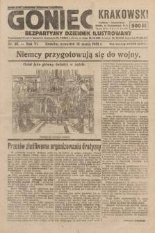Goniec Krakowski : bezpartyjny dziennik popularny. 1923, nr48