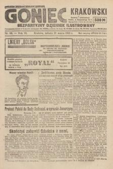 Goniec Krakowski : bezpartyjny dziennik popularny. 1923, nr64