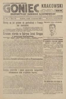 Goniec Krakowski : bezpartyjny dziennik popularny. 1923, nr66