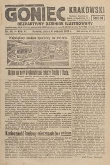 Goniec Krakowski : bezpartyjny dziennik popularny. 1923, nr68