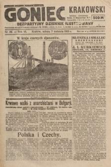 Goniec Krakowski : bezpartyjny dziennik popularny. 1923, nr69