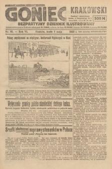 Goniec Krakowski : bezpartyjny dziennik popularny. 1923, nr93